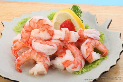 FROZEN COOKED PD VANNAMEI PRAWN