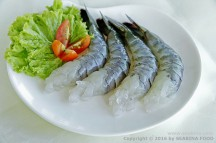 FROZEN RAW PTO VANAMEI PRAWN